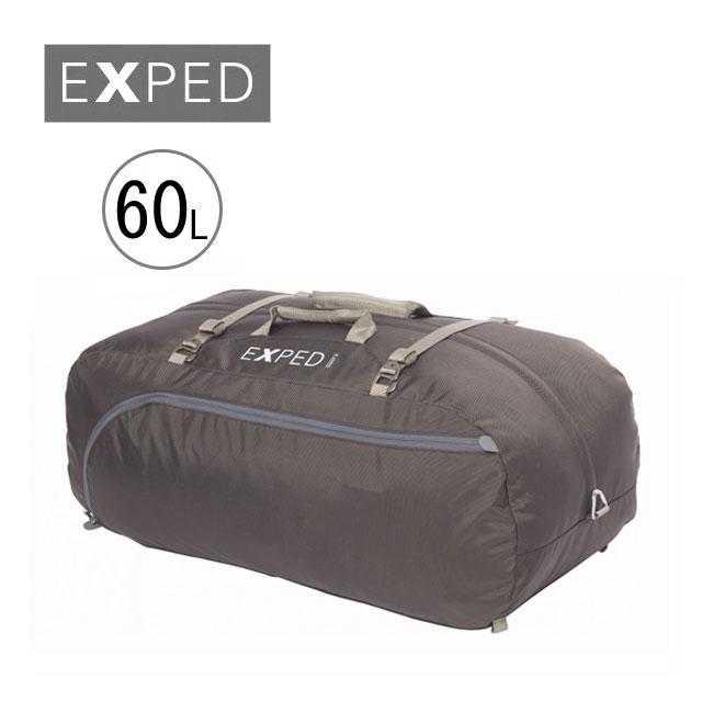 エクスペド トランジット 60 EXPED Transit 60 ダッフルバッグ ダッフル バックパック リュック <2018 春夏>