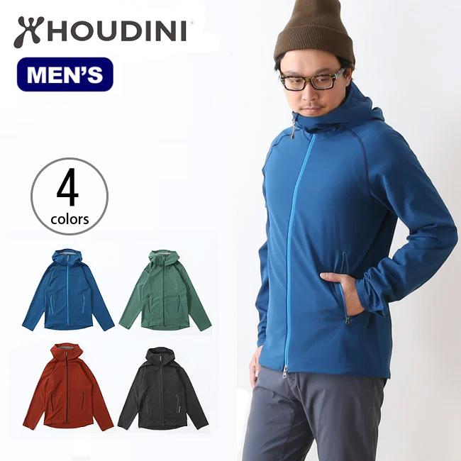 【キャッシュレス 5%還元対象】HOUDINI フーディニ メンズ モーションライトフーディ Motion Light Houdy ジャケット アウター <2018 春夏>