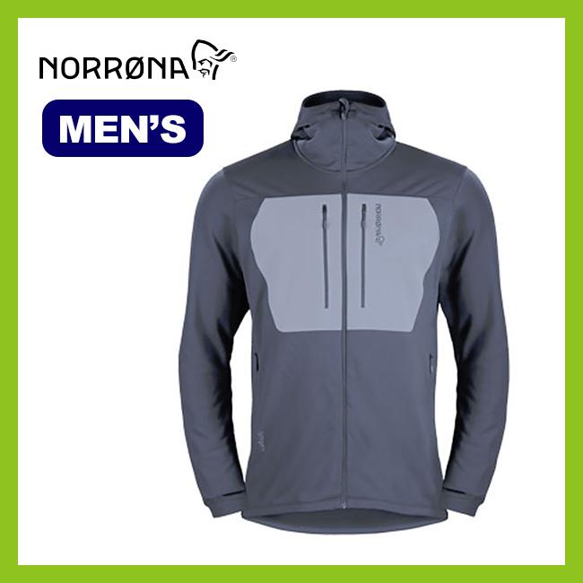 ノローナ トロールヴェゲン ウォーム/ウール1 ジップフーディ メンズ  トロールヴェゲン ジップ フーディ 男性用 NORRONA 登山 クライミング スキー スノーボード フリース 防寒