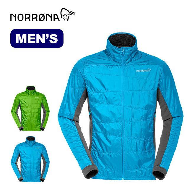 ノローナ Norrona フォルケティン アルファ60ジャケット メンズ falketind alpha60 Jacket トップス ジャケット アウター ミッドレイヤー