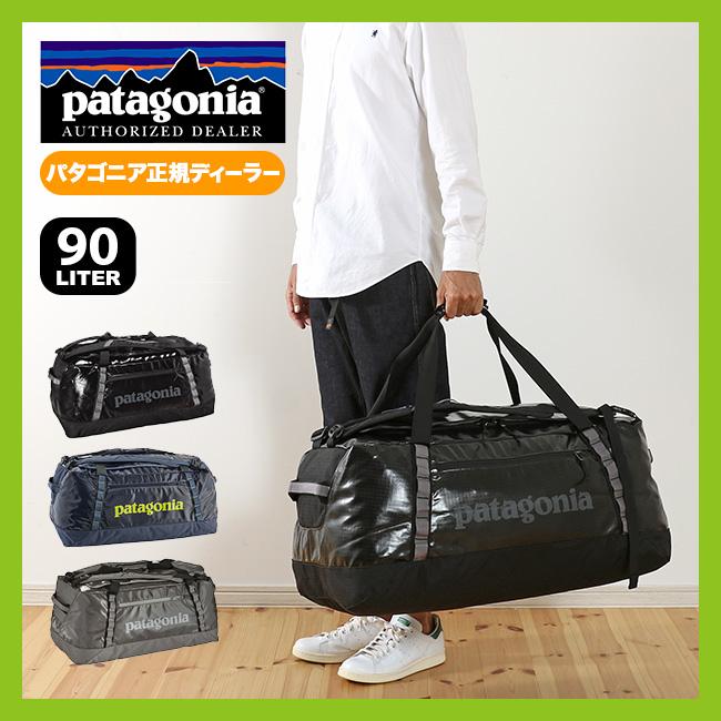 パタゴニア ブラックホールダッフル 90L patagonia Black Hole™ Duffel Bag 90L バッグ ショルダー 旅行 #49346 <2018 春夏>