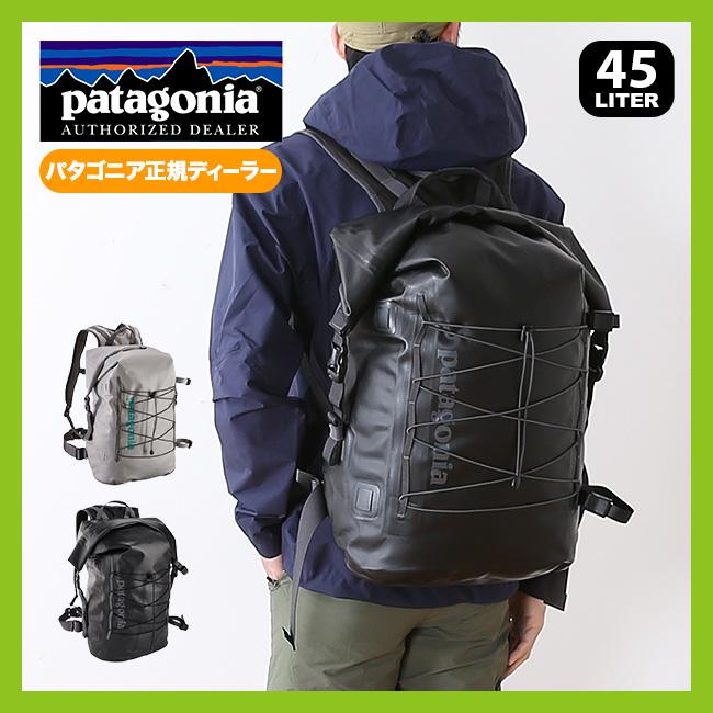 パタゴニア ストームフロントロールトップパック Patagonia Stormfront® Roll Top Pack 45L リュック ザック デイパック バックパック #49226 <2018 春夏>
