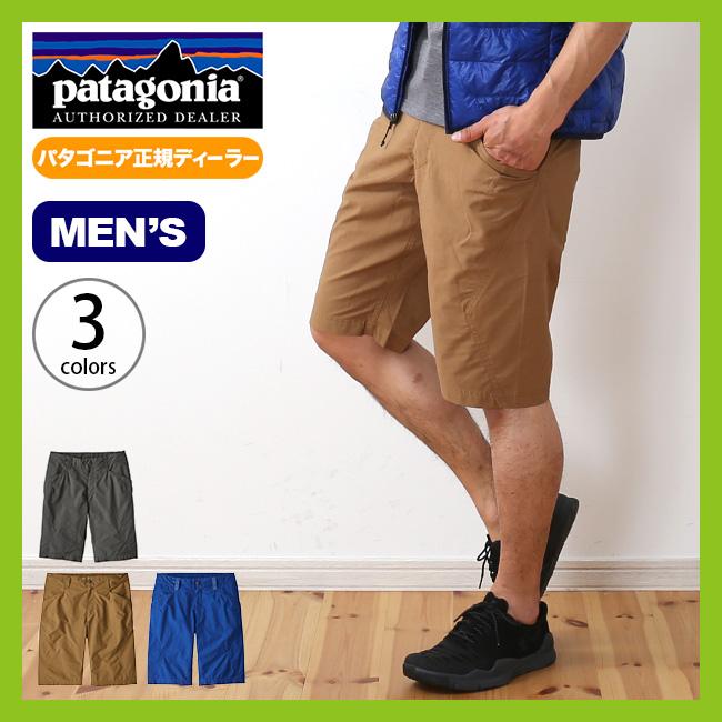 パタゴニア メンズ ベンガロックショーツ patagonia M's Venga Rock Shorts ショーツ ショートパンツ ハーフパンツ 半ズボン <2018 春夏>