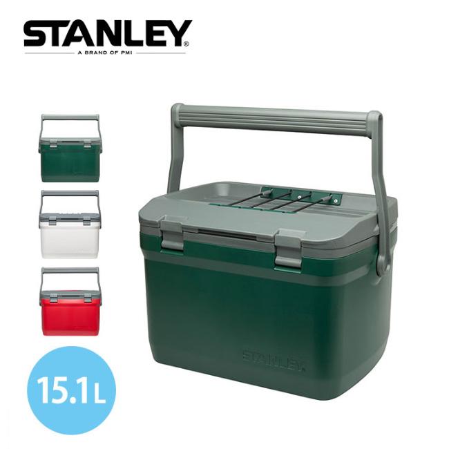 スタンレー クーラーボックス 15.1L STANLEY COOLER BOX 15.1L クーラー ボックス キャリー ハンドル 取っ手 イス 保冷 15.1L スタンレー スタンレイ <2019 春夏>