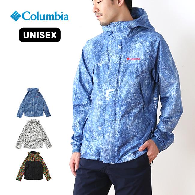 コロンビア ワバシュパターンドジャケット Columbia Wabash Patterned Jacket メンズ ジャケット トップス アウター ウエア 上着 ナイロンジャケット <2018 春夏>