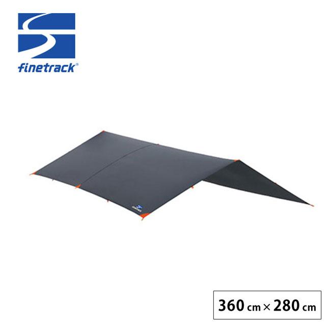 ファイントラック ゴージュタープ GY finetrack GORGE TARP タープ テント 軽量 アウトドア <2020 春夏>