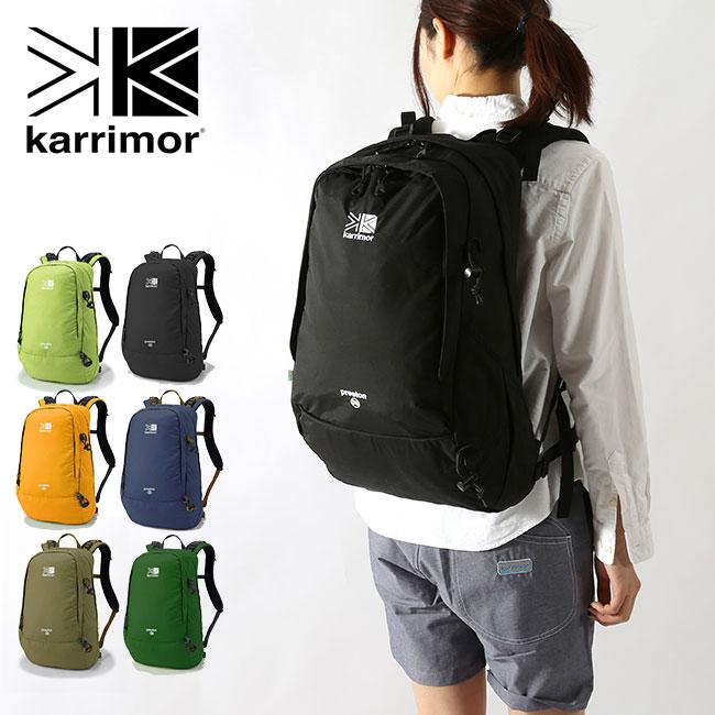 カリマー プレストン デイパック karrimor preston day pack バックパック ザック リュック リュックサック 25L メンズ レディース <2018 春夏>