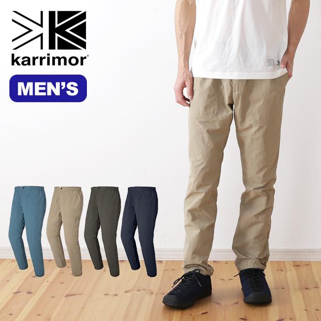 カリマー ジャーニーサマーパンツ karrimor journey summer pants パンツ ロングパンツ シェルパンツ メンズ <2018 春夏>