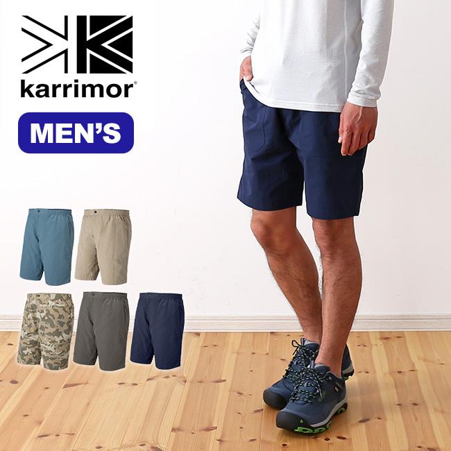 カリマー ジャーニーサマーショーツ karrimor journey summer shorts パンツ ショートパンツ 短パン ハーフパンツ メンズ <2018 春夏>