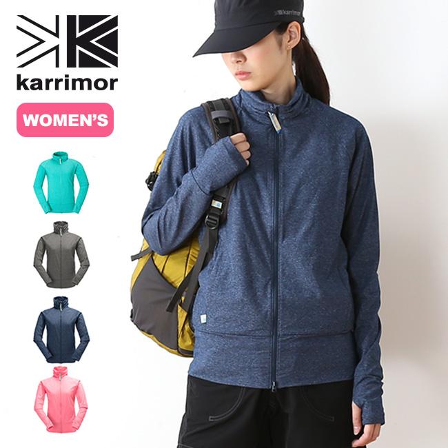 カリマー UV ウィメンズ ジャケット karrimor UV W's jkt レディース ウィメンズ ジャケット アウター UVカット <2018 春夏>