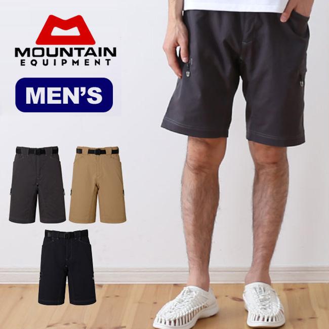 マウンテンイクイップメント スカウトショート MOUNTAIN EQUIPMENT scout short メンズ ズボン 短パン <2018 春夏>