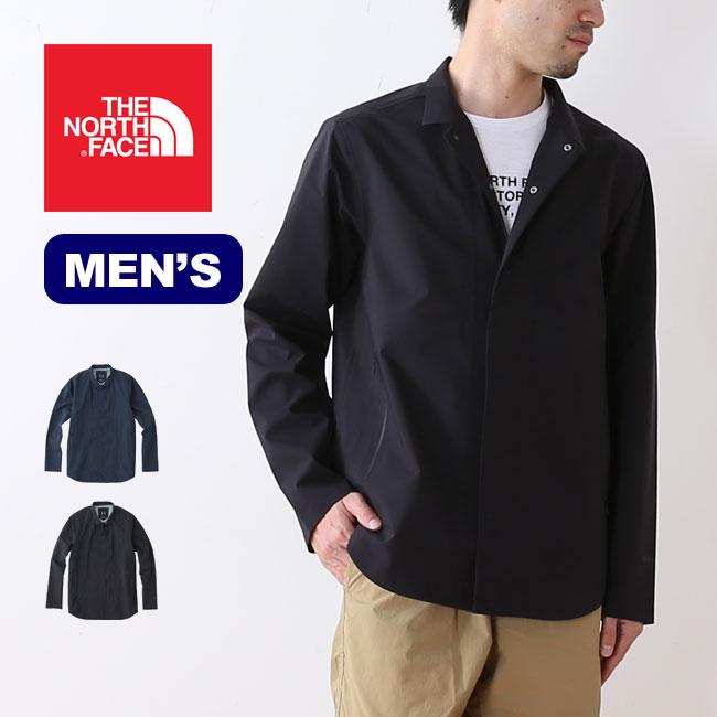 ノースフェイス ノーウェザーシャツジャケット THE NORTH FACE NOWEATHER Shirt Jacket アウター コート ジャケット シャツ <2018 春夏>