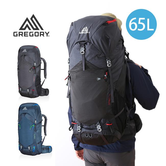 グレゴリー スタウト65 GREGORY STOUT 65 バックパック リュック ザック リュックサック 登山用 65L <2018 春夏>
