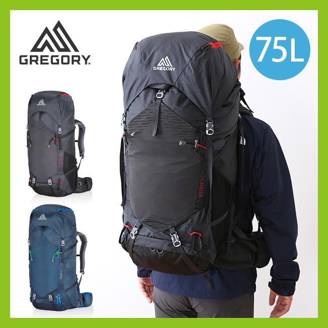 グレゴリー スタウト75 GREGORY STOUT 75 バックパック ザック リュック リュックサック 登山用 <2018 春夏>