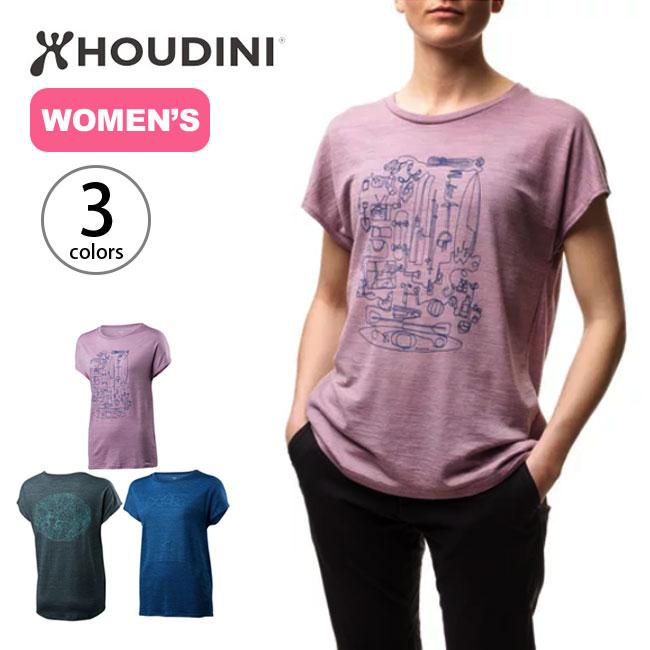 豪華 フーディニ <2018【ウィメンズ 女性】アクティビストメッセージTee HOUDINI Activist Tee Message Tee 女性 <2018 春夏>, アップリカー 南海:4eca5369 --- totem-info.com