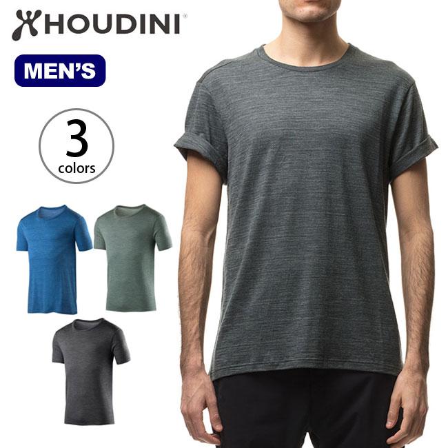 フーディニ メンズ アクティビストTee HOUDINI Activist Tee 男性 Tシャツ <2018 春夏>
