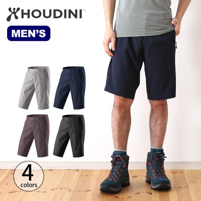 フーディニ メンズ MTMスリルツイルショーツ HOUDINI MTM Thrill Twill Shorts ズボン 男性 <2018 春夏>