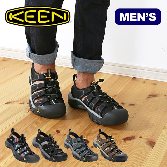 キーン ニューポート H2 メンズ KEEN NEWPORT H2 サンダル スポーツサンダル 水陸両用 靴 男性用