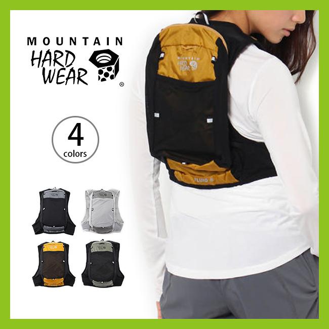 マウンテンハードウェア フリューイッドベストパック6 Mountain Hardwear Fluid Vestpack 6 メンズ レディース ユニセックス トレラン トレイルランニング ベスト <2018 春夏>