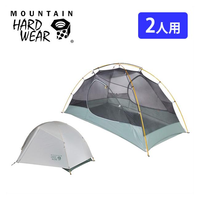 マウンテンハードウェア ゴーストスカイ 2 テント Mountain Hardwear Ghost Sky 2 Tent テント 3シーズンテント 2人用テント <2018 秋冬>