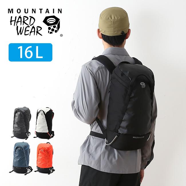 マウンテンハードウェア マルチピッチ16パック Mountain Hardwear Multi-Pitch 16 Pack バックパック リュック リュックサック <2018 春夏>