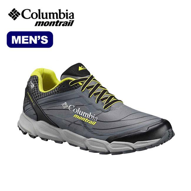 コロンビアモントレイル メンズ カルドラド3アウトドライ Columbia montrail Men's Caldorado lll OUTDRY スニーカー 靴 シューズ メンズ 男性 ランニング スポーツ トレラン <2018 秋冬>