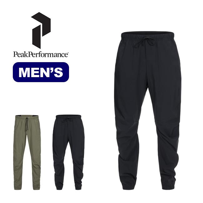 ピークパフォーマンス シビルライトパンツ メンズ PeakPerformance Civil Lite Pants パンツ ボトムス ロングパンツ メンズ 男性 G61363009 <2018 春夏>