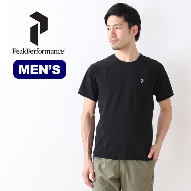 ピークパフォーマンス プッシュTee PeakPerformance MEN'S PUSH TOP メンズ トップス Tシャツ 半袖 ランニング スポーツ アウトドア 男性 <2018 春夏>