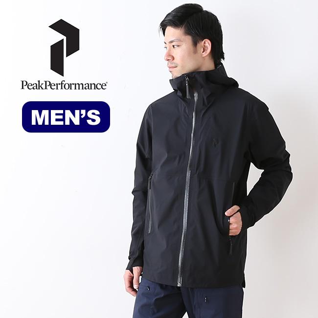 ピークパフォーマンス シビルストレッチジャケット PeakPerformance Civil Stretch Jacket トップス アウター ジャケット メンズ 防水 男性 <2018 春夏>