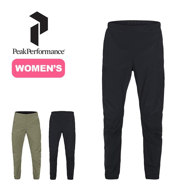 ピークパフォーマンス シビルライトパンツ 【ウィメンズ】 PeakPerformance WOMEN'S LITE CIVIL PANTS パンツ ロングパンツ ボトムス アウトドア キャンプ スポーツ 登山 <2018 春夏>