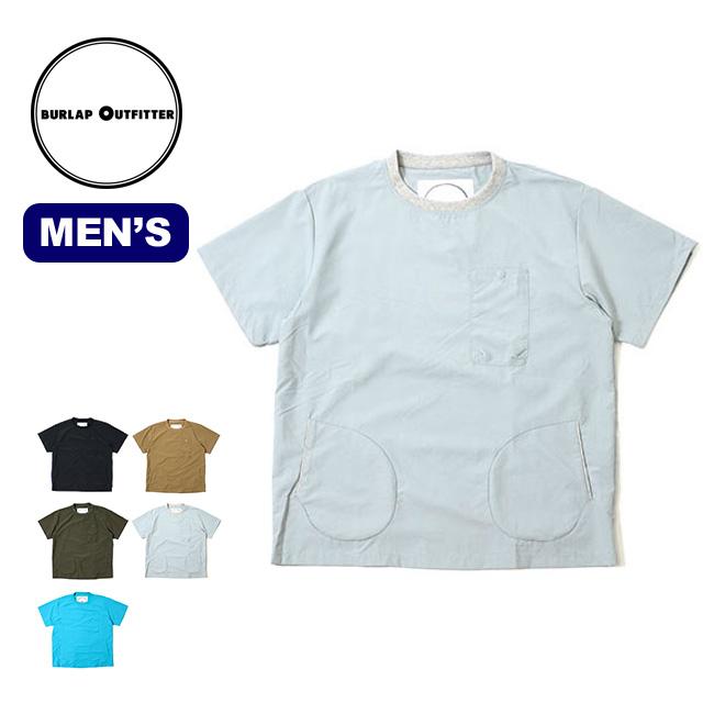 バーラップアウトフィッター S/S ポケットTEE BURLAP OUTFITTER S/S POCKET TEE メンズ Tシャツ 半袖 ショートスリーブ ポケットT <2018 春夏>