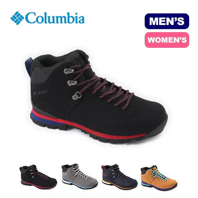 コロンビア メテオミッドオムニテック Columbia Meteor Mid Omni-Tech メンズ レディース ユニセックス 靴 マウンテンブーツ ブーツ <2018 春夏>