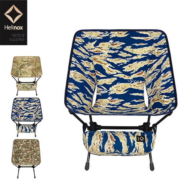 ヘリノックス TAC タクティカルチェア Helinox Tactical Chair チェア 椅子 イス 折り畳み コンパクト カモ柄 カモフラージュ <2018 春夏>