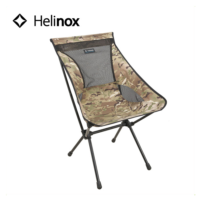 ヘリノックス キャンプチェア カモ Helinox Camp chair camo チェア キャンプチェア カモフラ柄 折り畳みチェア アウトドアチェア <2018 春夏>