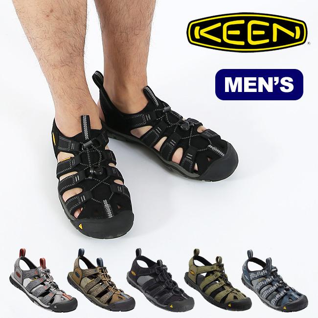 キーン クリアウォーター CNX メンズ KEEN CLEARWATER CNX サンダル 靴 防水サンダル ストラップ シューズ <2018 春夏>