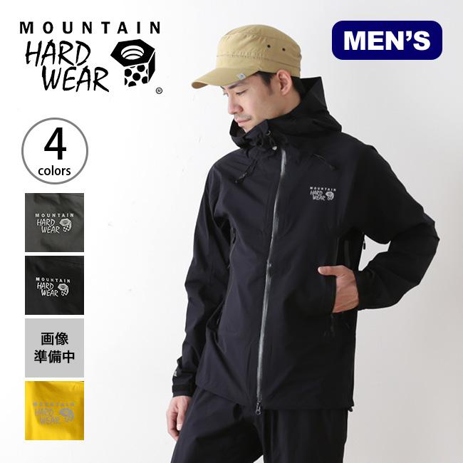 マウンテンハードウェア コヒージョンジャケットV.6 Mountain Hardwear Cohesion Jacket V.6 メンズ コヒージョン ジャケット シェルジャケット マウンテンジャケット アウター <2018 春夏>