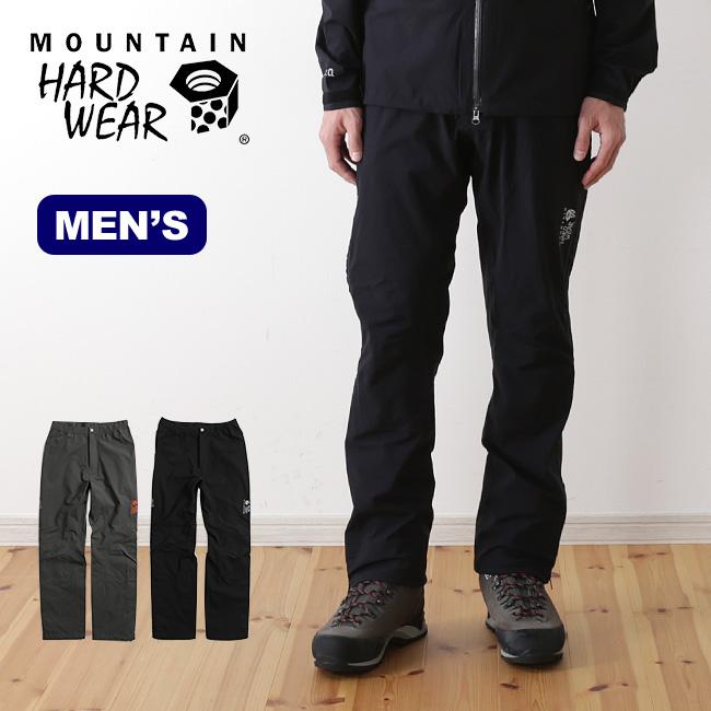 Mountain Hardwear マウンテンハードウェア コヒージョンパンツV.6 メンズ