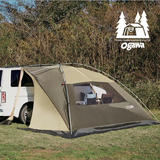 オガワ カーサイドリビング DX OGAWA CarsidelivingDX テント タープ キャンプ アウトドア オートキャンプ <2018 春夏>