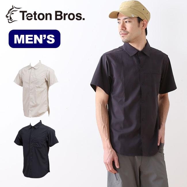 ティートンブロス デストシャツ TetonBros Dest. Shirt メンズ シャツ <2018春夏>