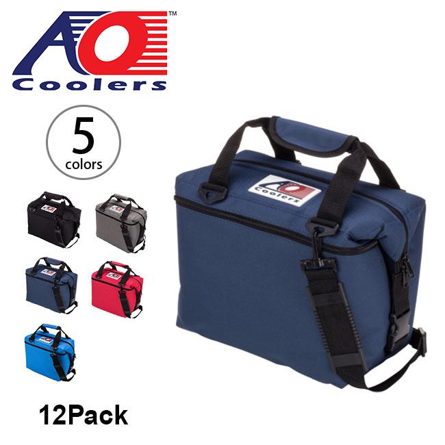エーオークーラーズ 12パック キャンバスソフトクーラー AO COOLERS 12Pack Canvas Soft Cooler キャンバスソフトクーラー クーラーボックス クーラーバッグ 保冷 バッグ <2018 春夏>