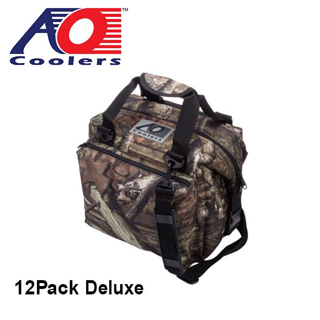 エーオークーラーズ 12パック キャンバスソフトクーラーデラックス AO COOLERS 12Pack Canvas Soft Cooler Deluxe キャンバスソフトクーラー クーラーボックス クーラーバッグ 保冷 バッグ <2018 春夏>