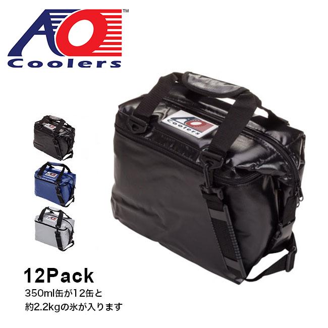 エーオークーラーズ 12パック ソフトクーラー AO COOLERS 12Pack Soft Cooler ソフトクーラー クーラーボックス クーラーバッグ 保冷 バッグ <2018 春夏>