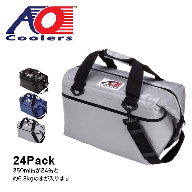 エーオークーラーズ 24パック ソフトクーラー AO COOLERS 24Pack Soft Cooler ソフトクーラー クーラーボックス クーラーバッグ 保冷 バッグ <2018 春夏>