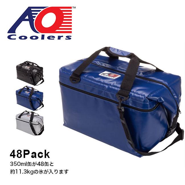 エーオークーラーズ 48パック ソフトクーラー AO COOLERS 48Pack Soft Cooler ソフトクーラー クーラーボックス クーラーバッグ 保冷 バッグ <2018 春夏>