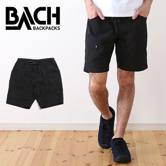 バッハ ロックショーツ BACH ROC Shorts ショートパンツ ショーツ ハーフパンツ 短パン パッカブル 40006A-010 <2018 春夏>