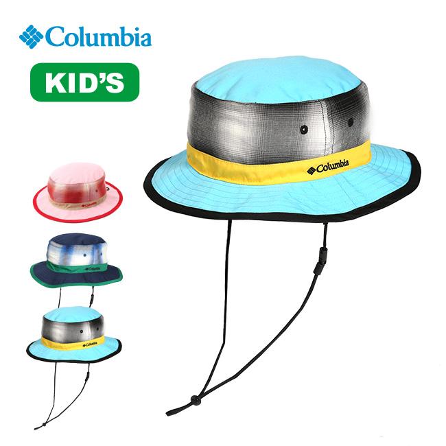 コロンビア シッカモアジュニアブーニー Columbia Sickamore Jr. Booney キッズ 子ども ブーニー 帽子 ハット <2018 春夏>