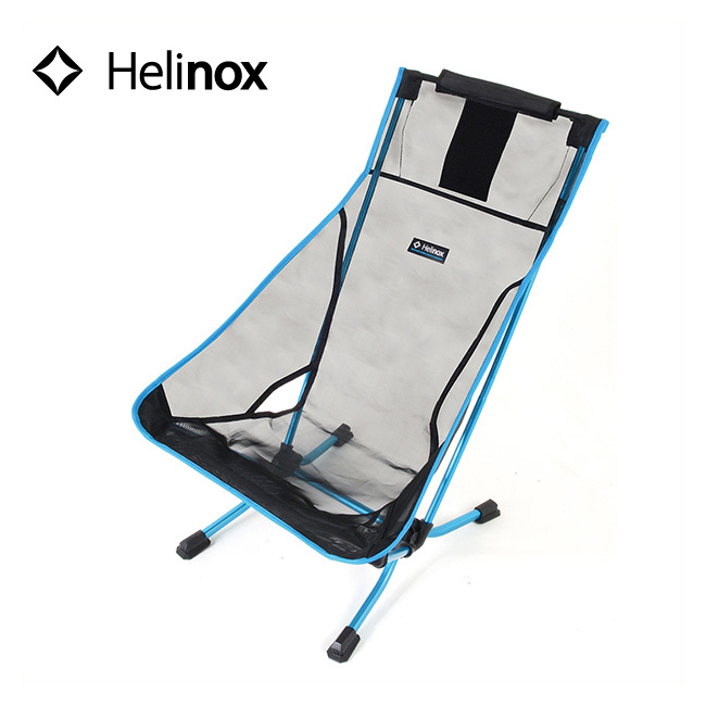 ヘリノックス ビーチチェアメッシュ Helinox Beach Chair Mesh チェア メッシュチェア 折り畳み キャンプチェア <2018 秋冬>