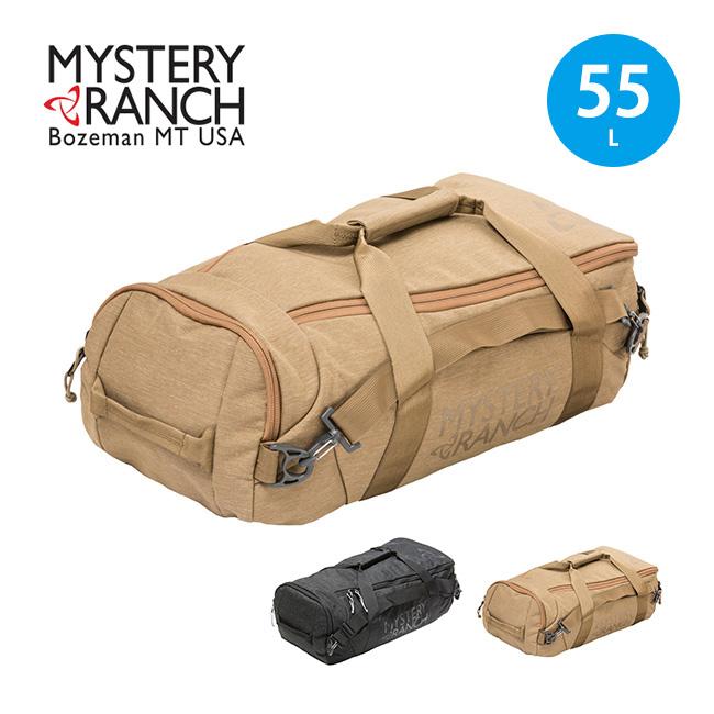 ミステリーランチ ミッションダッフル55 MYSTERY RANCH MISSION DUFFEL 55 バッグ ダッフル リュック ショルダー 防水 旅行 トラベル 55リットル <2018 春夏>