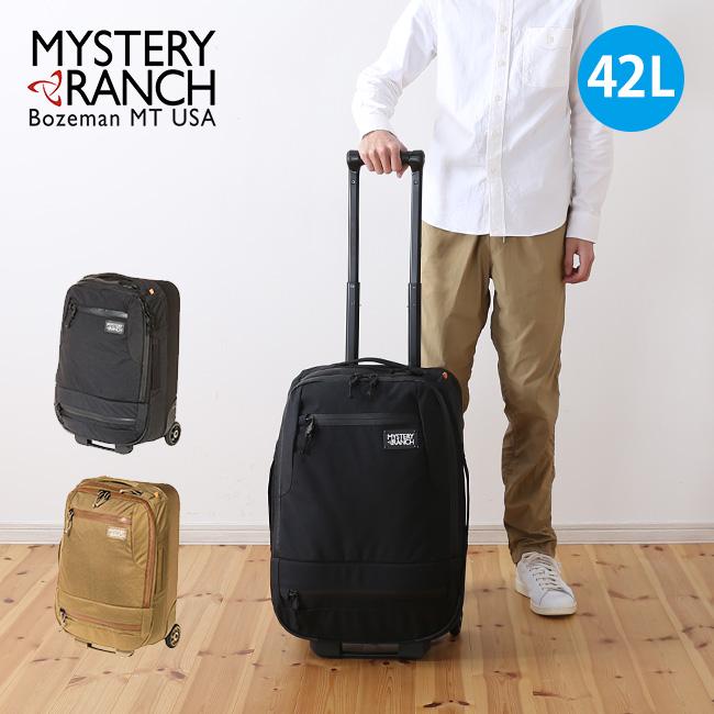 ミステリーランチ ミッションウィリー40 MYSTERY RANCH MISSION WHEELIE 40 バッグ キャリーバッグ スーツケース トラベル 旅行 <2018 春夏>