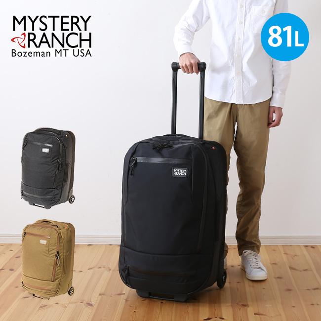 ミステリーランチ ミッションウィリー80 MYSTERY RANCH MISSION WHEELIE 80 バッグ キャリーバッグ スーツケース トラベル 旅行 <2018 春夏>